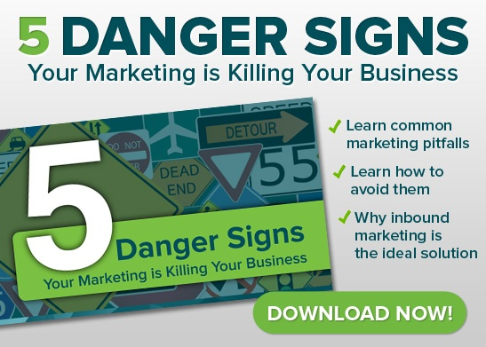 5 danger signs