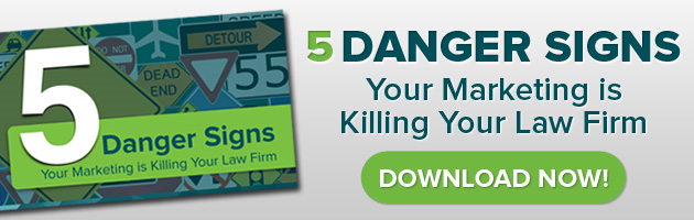 5 danger signs